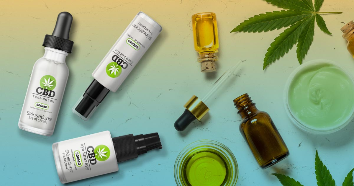 What are the benefits of CBD skin care?