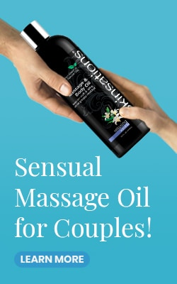 Skinsations Sensual Massage Oil for Couples